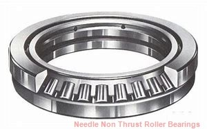 2.047 Inch | 52 Millimeter x 2.244 Inch | 57 Millimeter x 0.669 Inch | 17 Millimeter  CONSOLIDATED BEARING K-52 X 57 X 17  Needle Non Thrust Roller Bearings