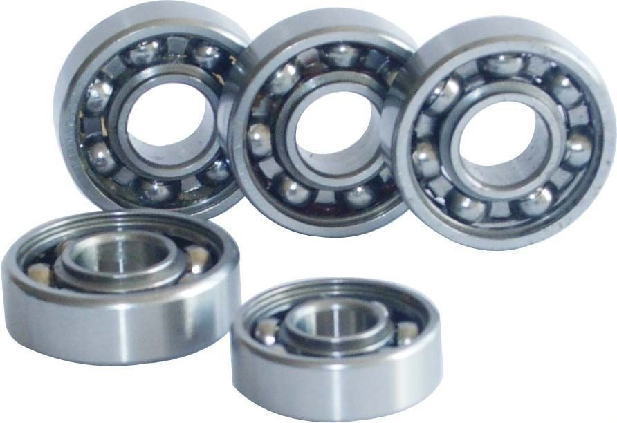 Full Ceramic Bearing 6207 35x72x17 mm Ball Bearings Non-magnetic Insulating PTFE Cage bearing