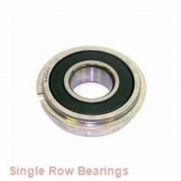 NSK 6208C3  Single Row Ball Bearings