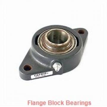QM INDUSTRIES QVVCW19V303SM  Flange Block Bearings