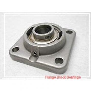 QM INDUSTRIES QVC16V215SM  Flange Block Bearings