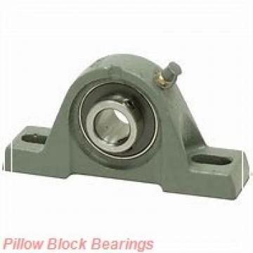 3.5 Inch | 88.9 Millimeter x 4.63 Inch | 117.602 Millimeter x 5 Inch | 127 Millimeter  QM INDUSTRIES QVVPK20V308SN  Pillow Block Bearings