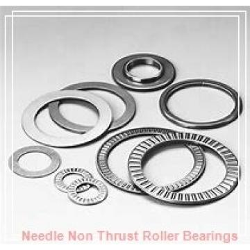 0.709 Inch | 18 Millimeter x 0.866 Inch | 22 Millimeter x 0.512 Inch | 13 Millimeter  CONSOLIDATED BEARING K-18 X 22 X 13  Needle Non Thrust Roller Bearings