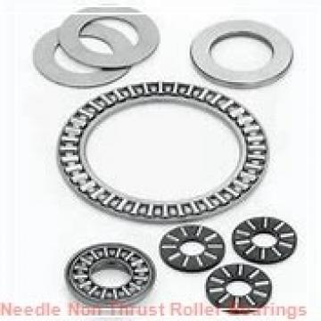 1.693 Inch | 43 Millimeter x 1.969 Inch | 50 Millimeter x 0.709 Inch | 18 Millimeter  CONSOLIDATED BEARING K-43 X 50 X 18  Needle Non Thrust Roller Bearings
