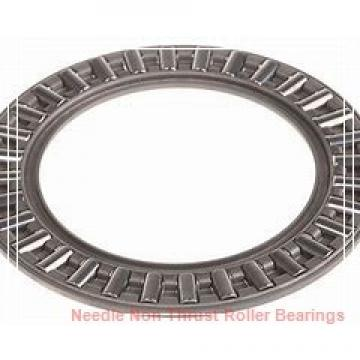 0.472 Inch | 12 Millimeter x 0.63 Inch | 16 Millimeter x 0.512 Inch | 13 Millimeter  CONSOLIDATED BEARING K-12 X 16 X 13  Needle Non Thrust Roller Bearings