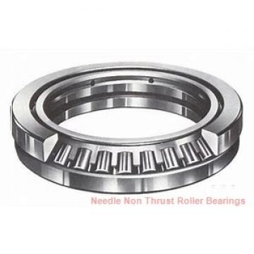 0.512 Inch | 13 Millimeter x 0.709 Inch | 18 Millimeter x 0.591 Inch | 15 Millimeter  CONSOLIDATED BEARING K-13 X 18 X 15  Needle Non Thrust Roller Bearings