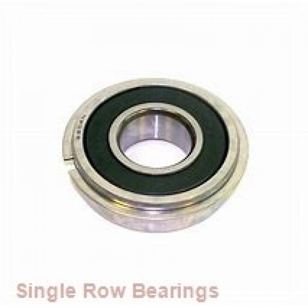 NSK 6208C3  Single Row Ball Bearings #1 image