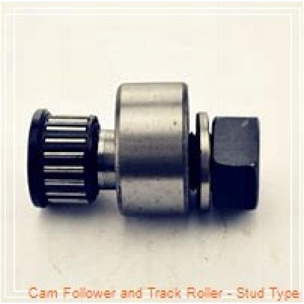 MCGILL CFE 2 1/4 S  Cam Follower and Track Roller - Stud Type #1 image