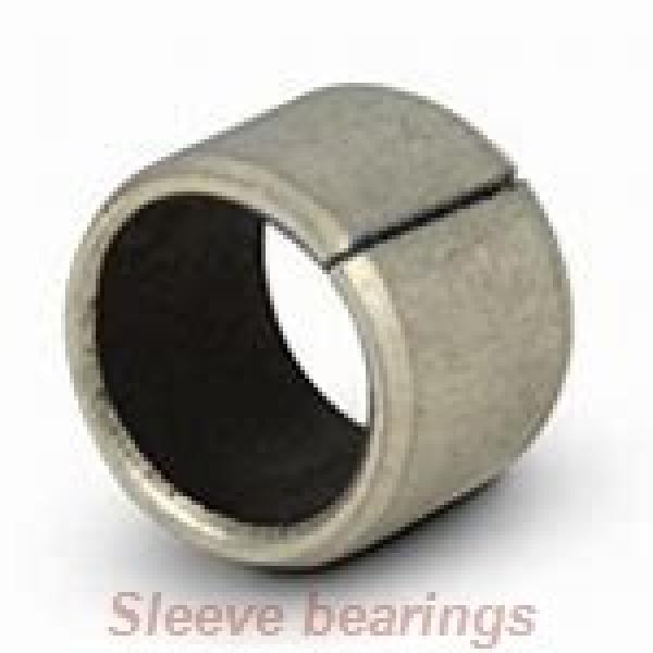ISOSTATIC SS-1826-8  Sleeve Bearings #1 image