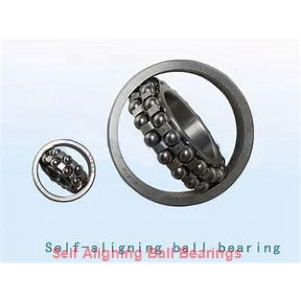 NSK 1222K  Self Aligning Ball Bearings #2 image