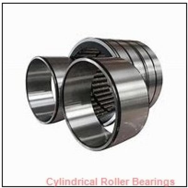 2.756 Inch | 70 Millimeter x 4.331 Inch | 110 Millimeter x 0.787 Inch | 20 Millimeter  NSK NU1014M  Cylindrical Roller Bearings #2 image